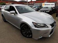2014 LEXUS GS 3.5 450H F SPORT 4d AUTO 345 BHP **FULL MAIN DEALER SERVICE HISTORY** £16990.00