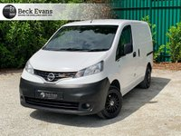USED 2015 15 NISSAN NV200 1.5 DCI ACENTA 1d 90 BHP NO ADDED VAT  NO ADDED VAT TO PAY