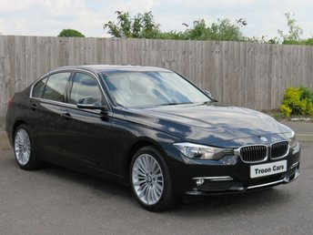 2014 BMW 3 SERIES 2.0 320D LUXURY 4d AUTO 184 BHP £10990.00