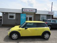 2005 MINI HATCH ONE 1.6 ONE 3DR HATCHBACK 89 BHP £1940.00