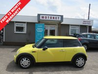 USED 2005 55 MINI HATCH ONE 1.6 ONE 3DR HATCHBACK 89 BHP +++JULY SALE NOW ON+++