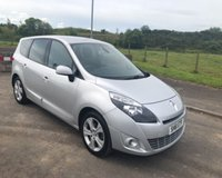 2011 RENAULT SCENIC 1.5 DCI DYNAMIQUE TOMTOM 7 SEAT 5d 110 BHP £4799.00