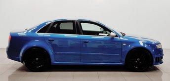 2006 AUDI A4 4.2 RS4 QUATTRO 4d 420 BHP £14950.00