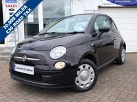 USED 2012 62 FIAT 500 1.2 POP 3d 69 BHP SUPPLIED WITH 12 MONTHS MOT, LOVELY CAR TO DRIVE