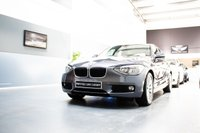 2012 BMW 1 SERIES 2.0 118D SE 5d AUTO 141 BHP..MASSIVE SPEC LIKE M SPORT! £8991.00