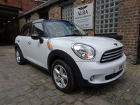 2014 MINI COUNTRYMAN 1.6 COOPER D ALL4 5d 112 BHP £9995.00
