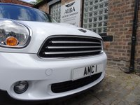 USED 2014 14 MINI COUNTRYMAN 1.6 COOPER D ALL4 5d 112 BHP (Navigation & Low Miles)
