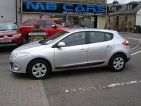 USED 2010 10 RENAULT MEGANE 1.6 EXPRESSION VVT 5d 110 BHP 2 FORMER KEEPERS,ONLY 64000 MILES FROM NEW