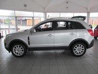 USED 2013 13 VAUXHALL ANTARA 2.2 EXCLUSIV CDTI 4WD S/S 5d 161 BHP