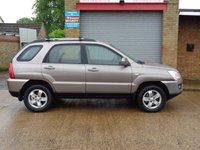 2009 KIA SPORTAGE 2.0 XS CRDI 5d AUTO 138 BHP £3599.00