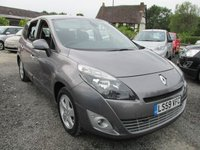 USED 2009 59 RENAULT GRAND SCENIC 1.6 DYNAMIQUE VVT 5d 109 BHP 7 SEVEN SEATER FULL SERVICE HISTORY
