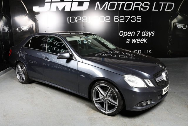 2011 61 MERCEDES-BENZ E CLASS E220 CDI BE SE EDITION 125 NIGHT EDITION STYLE 170 BHP AUTO (FINANCE AND WARRANTY)