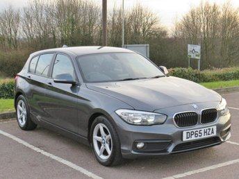 2015 BMW 1 SERIES 1.5 116D ED PLUS 5d 114 BHP £9450.00