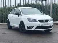 2015 SEAT IBIZA 1.2 TSI FR BLACK 3d 104 BHP