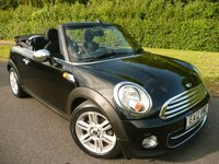 2012 MINI CONVERTIBLE 2.0 COOPER D 2d AUTO AVENUE LIMITED EDITION 110 BHP CONVERTIBLE £7980.00