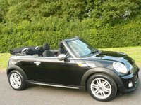 USED 2012 12 MINI CONVERTIBLE 2.0 COOPER D 2d AUTO AVENUE LIMITED EDITION 110 BHP CONVERTIBLE