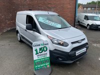 2016 FORD TRANSIT CONNECT 1.5 200 AUTOMATIC 120BHP NO VAT TO PAY ON THIS VAN !!!! £9495.00