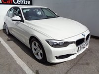 USED 2012 62 BMW 3 SERIES 2.0 320D SE 4d AUTO 182 BHP £234 A MONTH ALLOYS AIR CON CLIMATE CONTROL PARKING SENSORS