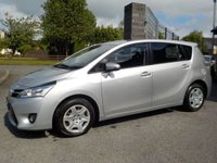 USED 2013 63 TOYOTA VERSO 2.0 ACTIVE D-4D 5d 122 BHP