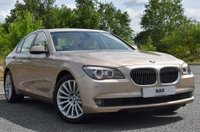 2011 BMW 7 SERIES 3.0 730D SE 4d AUTO 242 BHP £11490.00
