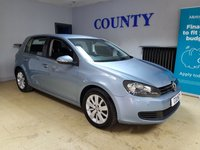 USED 2011 11 VOLKSWAGEN GOLF 1.6 MATCH TDI 5d 103 BHP * GREAT SPEC WITH HISTORY *