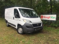 USED 2016 16 FIAT DUCATO 2.3 30 MULTIJET 130PS SWB L1H1 Air Conditioning, Parking Sensors, Bluetooth