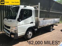 USED 2014 64 MITSUBISHI FUSO CANTER 3.0 3C13 28 C/C 130 BHP*LOW MILEAGE*ONE OWNER*12M MOT*REAR CAMERA*