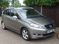 USED 2007 07 HONDA FR-V 1.8 I-VTEC EX 5d AUTO 139 BHP