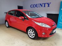 USED 2011 11 FORD FIESTA 1.2 ZETEC 5d 81 BHP * TWO OWNERS * FULL HISTORY *
