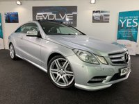 USED 2013 13 MERCEDES-BENZ E CLASS 2.1 E220 CDI BLUEEFFICIENCY SPORT 2d AUTO 170 BHP HUGE SPEC, IMMACULATE EXAMPLE!