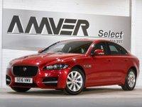 USED 2016 16 JAGUAR XF 2.0 R-SPORT 4d AUTO 161 BHP