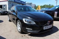 USED 2015 65 VOLVO S60 2.0 D3 BUSINESS EDITION 4d 148 BHP