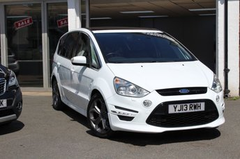 Used FORD S-MAX for sale in Romford