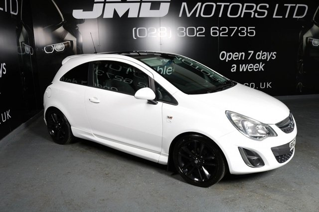 2011 VAUXHALL CORSA 1.2 LIMITED EDITION 3d 83 BHP (FINANCE AND WARRANTY)