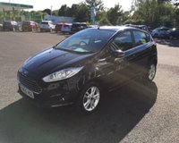 USED 2015 65 FORD FIESTA 1.0 ZETEC ECOBOOST (100PS) THIS VEHICLE IS AT SITE 2 - TO VIEW CALL US ON 01903 323333
