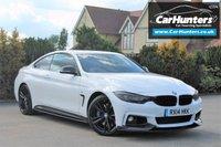 USED 2014 04 BMW 4 SERIES 3.0 435I M SPORT 2d AUTO 302 BHP