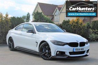 2014 BMW 4 SERIES 3.0 435I M SPORT 2d AUTO 302 BHP £20495.00