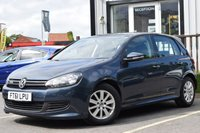 2011 VOLKSWAGEN GOLF 1.6 S TDI BLUEMOTION 5d 103 BHP £6295.00