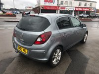 USED 2011 60 VAUXHALL CORSA 1.2 SXI A/C 3d 83 BHP *** 12 MONTHS WARRANTY ***