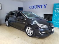 USED 2012 62 VAUXHALL ASTRA 1.6 SRI 5d 113 BHP * ONE OWNER WITH HISTORY *