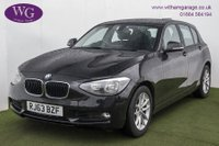 USED 2014 63 BMW 1 SERIES 2.0 120D SE 5d 181 BHP