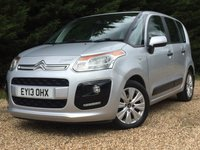 USED 2013 13 CITROEN C3 PICASSO 1.6 PICASSO VTR PLUS HDI 5d 91 BHP