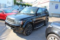 USED 2011 Y LAND ROVER RANGE ROVER SPORT 3.0 TDV6 HSE 5d AUTO 245 BHP
