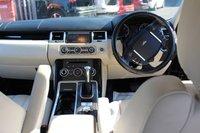 USED 2011 Y LAND ROVER RANGE ROVER SPORT 3.0 TDV6 HSE 5d AUTO 245 BHP