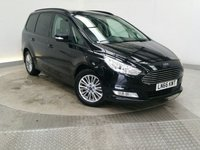USED 2016 66 FORD GALAXY 2.0 ZETEC TDCI 5d AUTO 148 BHP 1 OWNER/EURO 6/TOTAL HISTORY