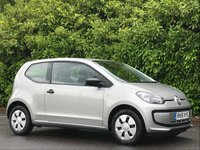 2015 VOLKSWAGEN UP 1.0 TAKE UP 3d 59 BHP £3690.00