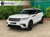 USED 2018 68 LAND ROVER RANGE ROVER VELAR 3.0 R-DYNAMIC HSE 5d AUTO 296 BHP VAT QUALIFYING BLACK PACK 2019 MODEL YEAR 2019 MODEL YEAR