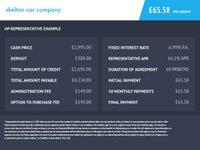 USED 2011 11 VAUXHALL AGILA 1.0 S ECOFLEX 5 DOOR, £30 road tax, low miles, fsh