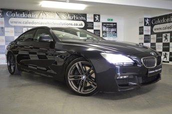 2014 BMW 6 SERIES 3.0 640D M SPORT GRAN COUPE 4d 309 BHP £18995.00