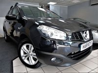 USED 2013 13 NISSAN QASHQAI+2 1.6 ACENTA IS PLUS 2 DCIS/S 5d 130 BHP